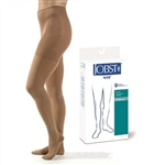 JOBST® Relief® 30-40 mmHg Closed Toe Waist High Stockings