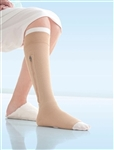 JOBST® UlcerCare Open Toe Stocking with Zipper