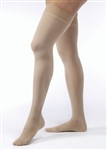 BSN Jobst Women's Opaque - Petite Thigh Dot - 15-20 mmHg