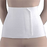 FLA Orthopedics® Abdominal Binder 3-Panel Surgical - 9""