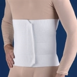 FLA Orthopedics 4-Panel Surgical Abdominal Binders - 12""