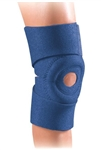 FLA Safe-T-Sport EZ-ON Thermal Neoprene Knee Wrap