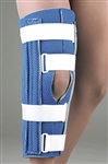 FLA Orthopedics® Breathable Universal Cutaway Knee Immobilizer