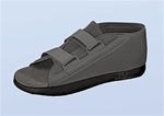 FLA C3 Post Op Shoe With Microban - Men and Womens