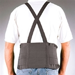 FLA Orthopedics® Dynaback Occupation Back Support w/ Suspenders