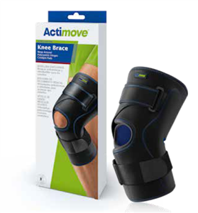 BSN Medical Actimove® Knee Brace Wrap Around, Polycentric Hinges, Condyle Pads