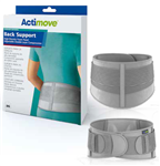 BSN Medical Actimove Back Support High-Density Foam Panel Adjustable Double Layer Compression