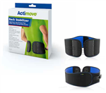 BSN Medical Actimove Back Support Rigid Panel - Pressure Pads - Easy-Closing-Pulley-System