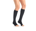 JOBST® Maternity Opaque Knee High Compression Stockings, 15-20 mmHg, Open Toe