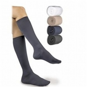 FLA Activa Women's Sheer Therapy Dress Socks - 15-20 mm Hg