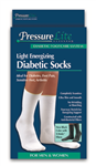Activa® PressureLite® Light Energizing Diabetic Socks