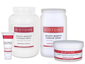 Biotone Healthy Benefits Massage Creme