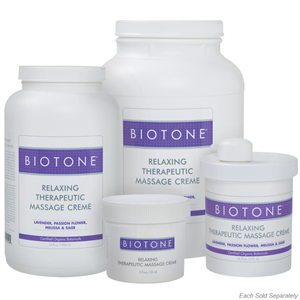 Biotone Relaxing Therapeutic Massage Creme