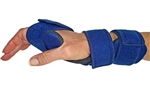 Comfyprene™ Cock-Up Hand Splint by Comfy Splints