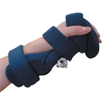 Spring-Loaded Goniometer Hand Orthosis