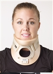 Corflex Rigid Cervical Collar w/ Trachea - 3.25""