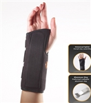 "Corflex Ultra Fit Wrist Splint, 10"" Length"