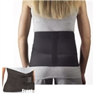 "Corflex 9"" E/N Lumbar Support - Black"