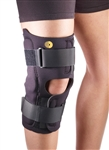 "Corflex 13"" Anterior Closure Knee Wrap w/Hinge, 1/8"""