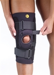 "Corflex 13"" Kinetic Posterior Adjustable Knee Sleeve w/Cor-Trak Buttress - 3/16"""