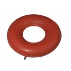 "Red Rubber Inflatable Ring - 18""/45cm"
