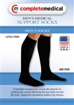 Men's Firm Compression Socks - 20-30 mmhg