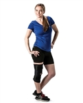 Deluxe Hinged Neoprene Knee Support by Core Products