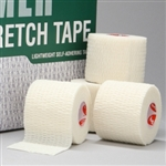 "Cramer Athletic Tape White Eco-Flex Cohesive - 2"" x 6 Yd"