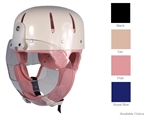 Danmar Hard Shell Helmet with Face-guard
