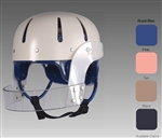 Danmar Hard Shell Helmet with Face Bar