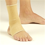 DeRoyal Elastic Ankle Sleeve - Open Heel