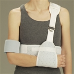 DeRoyal Universal Sling Style Shoulder Immobilizer