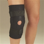 DeRoyal Deluxe Hinged Knee Support
