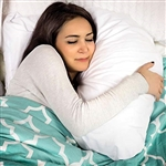 Duro-Med Hugg-A-Pillow Allergy-Free Pillow