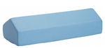 Duro-Med Elevating Leg Rest With Blue Polyester / Cotton Cover