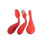 EvoOTware Easy Grip Eating Utensils