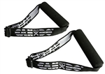 CanDo® Foam Padded Adjustable Webbing Handle