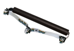 CanDo® Foam Padded Adjustable Sports Handle