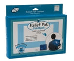 Relief Pak® ColdSpot™ Blue Vinyl Packs