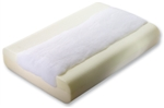 "Foot Levelers Pillo-Pedic UltraCel ""4 in 1"" Cervical Pillow"