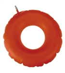 Grafco Inflatable Invalid Rubber Ring - 18""