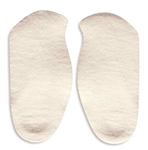 Hapad® Comf-Orthotic® 3/4 Length Insoles