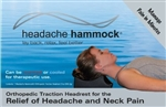 Headache Hammock Orthopedic Traction Headrest