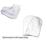 TheraBand Parabath Paraffin Bath Booties & Mitts - Pair