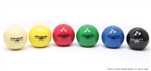 TheraBand Soft Weights - Easy Grip Workout Ball