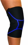 Jobar Zippered Knee Wrap