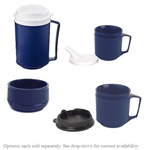 Kinsman Weighted Insulated Mug & Bowl - Multiple Lid Options