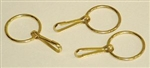 Kinsman Zipper Pull (set of 3)