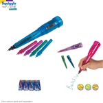 Squiggle Wiggle Writer Sensory Pen by Hart Toys