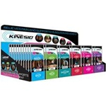 Kinesio Tex Pre-Cut Application Starter Set With Display